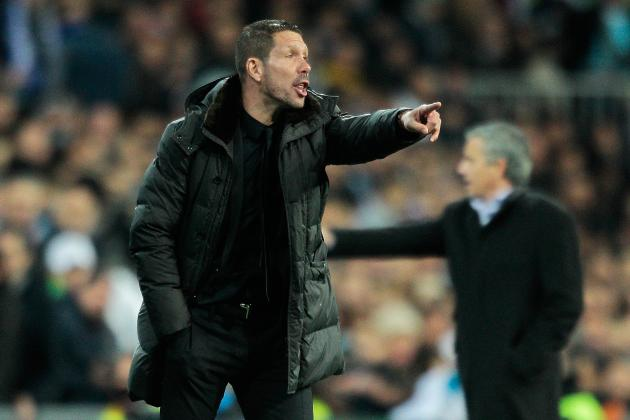 Atletico Madrid Assistant Manager Threatens to Rip Jose Mourinho's Head off