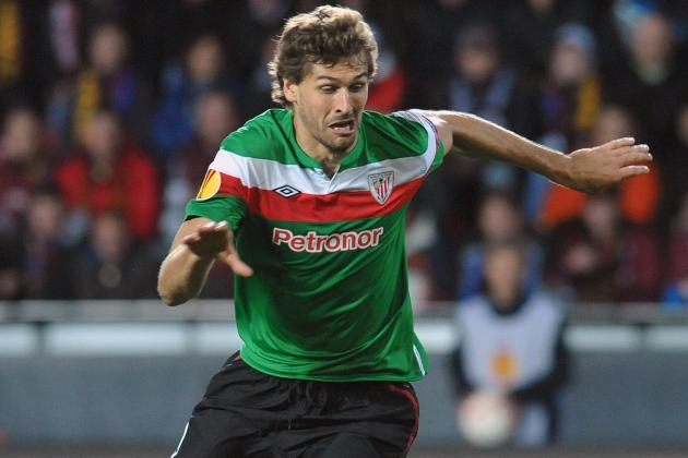 Fernando Llorente to Leave Athletic Bilbao at End of Season