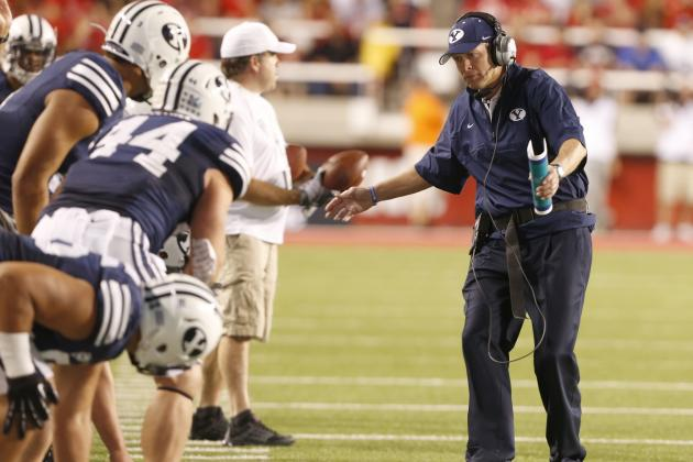 What BYU's Mendenhall Said About His Coaching Future 11 Months Ago