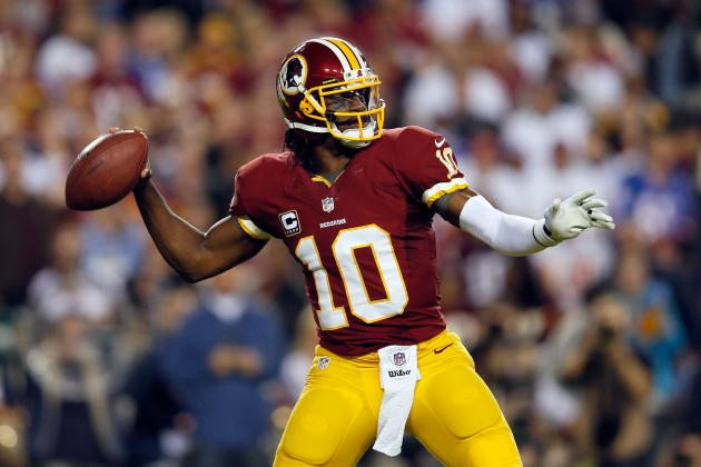 Robert Griffin III Will Lead Washington Redskins to 2012 NFL Playoffs