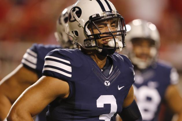 BYU's Van Noy, Stephenson Make CBSsports.com's All-America Second Team