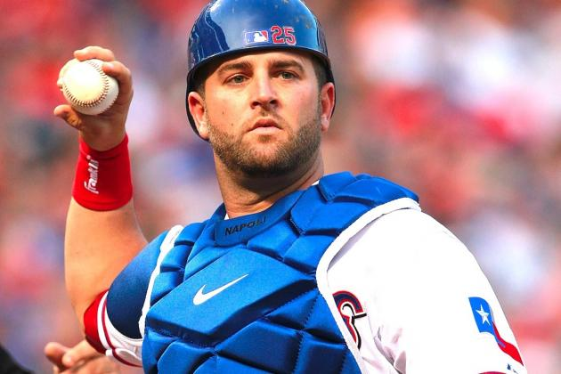MLB Free Agency: How the Catching Market Shapes Up After Mike Napoli Signing