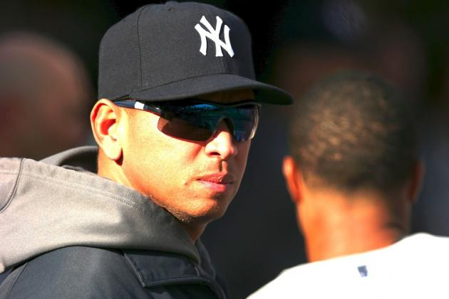 Yankees' Outlook for 2013 Getting Grim with A-Rod Injury