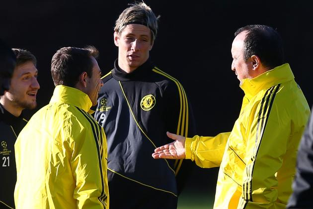 Fernando Torres Insists His Future Remains at Chelsea