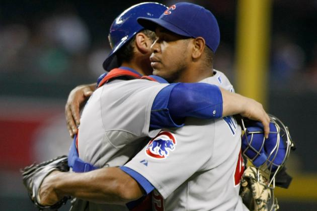 Marmol's Agent Hopes to Meet with Cubs on Closer's Future
