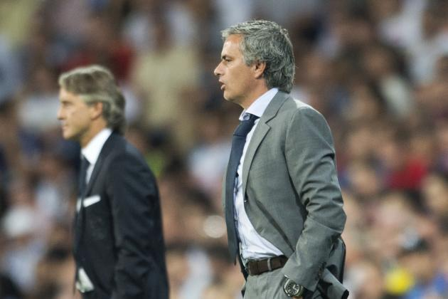 Mancini Unfazed by Mourinho Speculation