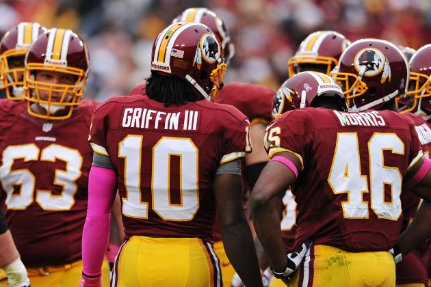 Redskins Growing, Jelling Around RG3