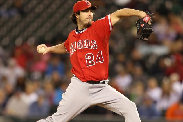 Report: Nats, Dan Haren Agree to 1-Year Deal