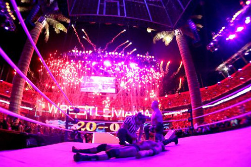 WWE: Why the Undertaker's WrestleMania Streak Is Overrated