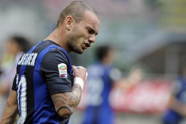 Sneijder: I Won't Sign Inter Deal