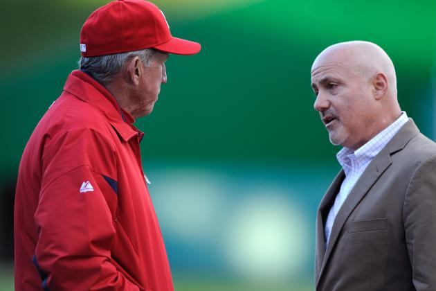 Nationals, Mike Rizzo in Search of Their Kind of Fifth Starter