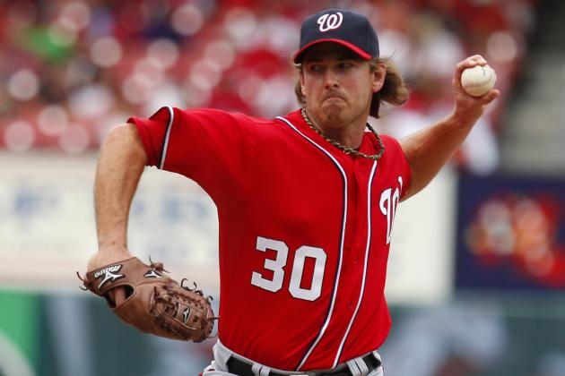 Nationals Sign Left-Hander Zach Duke (UPDATED)