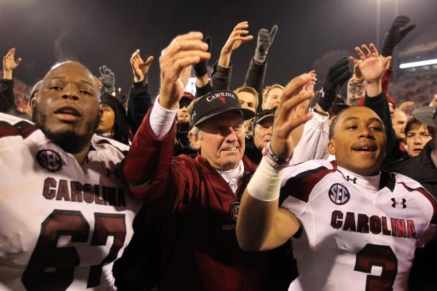 Spurrier Receives Two-Year Extension
