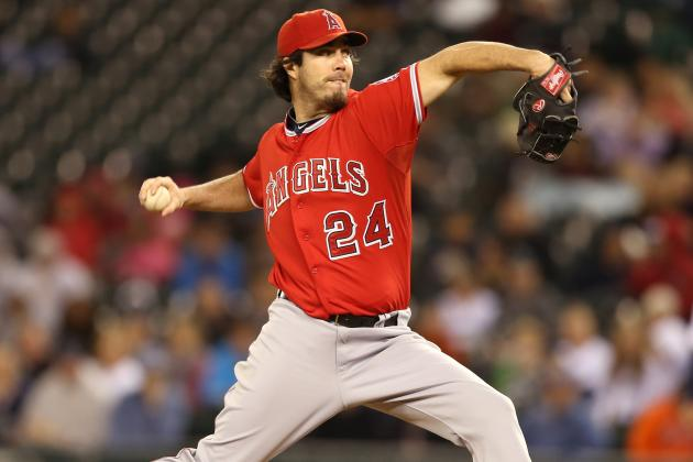 MLB Winter Meetings: Washington Nationals Agree to Sign Dan Haren
