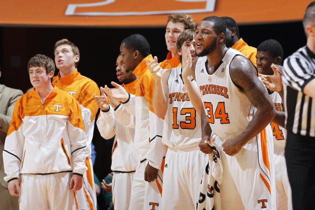 Tennessee Basketball: No Need to Worry About Offensive Woes vs. Georgetown