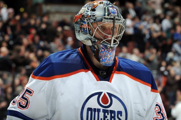 Nikolai Khabibulin Recovering from Groin Injury in Edmonton