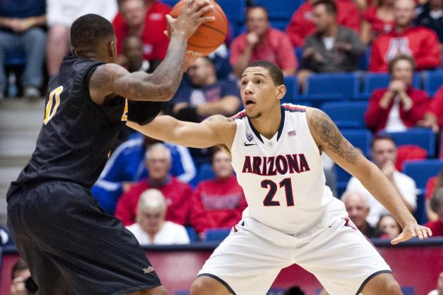 Early Look at Potential Spurs Draft Targets