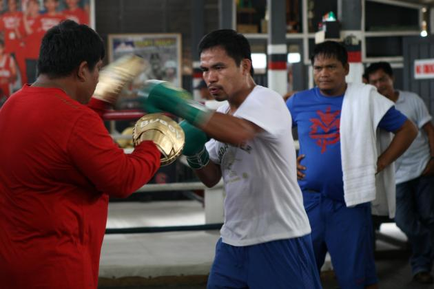 Manny Pacquiao Must Redeem Himself Against Marquez Following Bradley Debacle