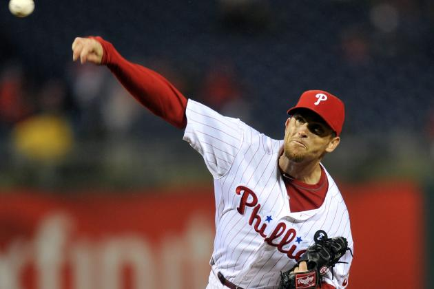 Former Phillies Closer Brad Lidge Retires