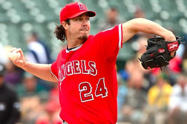 Dan Haren and Washington Nationals Reportedly Agree to Contract