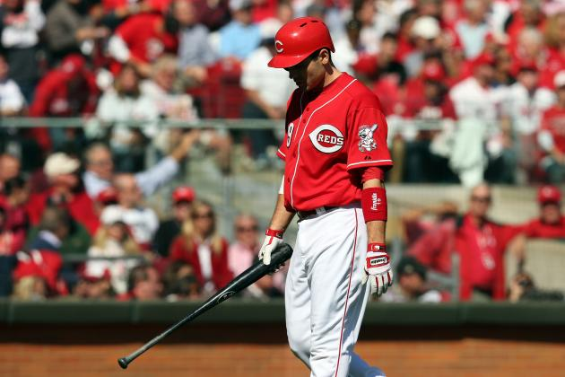 Cincinnati Reds: Joey Votto, Where Has All the Power Gone?