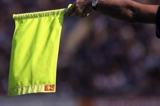 World Football: Death of Dutch Official Shocks Sport