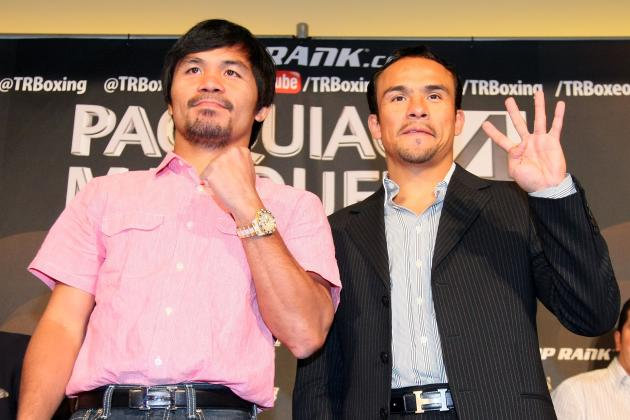 Pacquiao vs. Marquez Live Stream: How to Watch Anticipated Bout Online