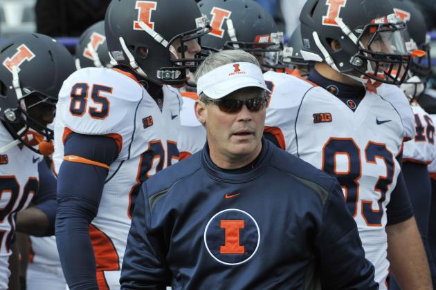 Beckman the Latest Struggling Illini Coach