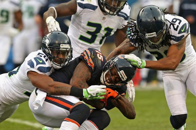 2012 Fantasy Football Team Defense Rankings: NFL Week 14