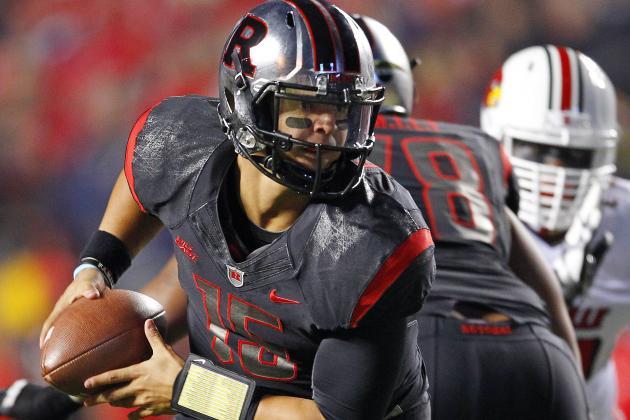 Rutgers Football Has Sights Set on 10-Win Season
