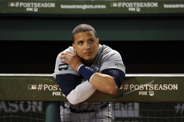 Detroit Tigers' Victor Martinez Feels Great, Will Not Play in WBC