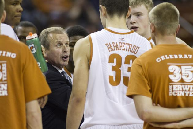 For Longhorns, Level of Difficulty to Rise with Games Against...