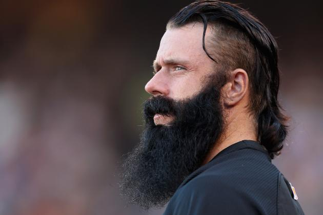 Bochy Will Make Recruiting Pitch to Brian Wilson