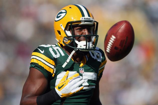 Greg Jennings: Fantasy Owners Must Grab Packers WR for Playoff Push