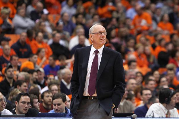 Boeheim Calls the Progress of Christmas and Coleman Crucial to Syracuse