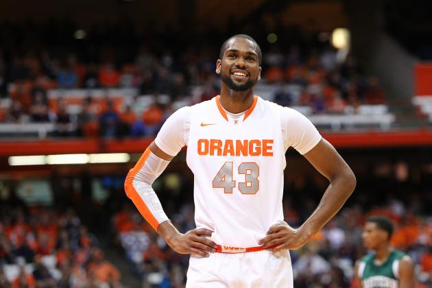 Syracuse's James Southerland Named Big East Player of the Week