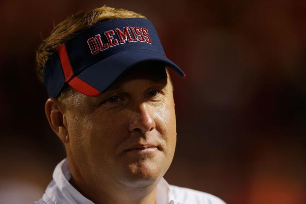 Ole Miss' Freeze Building on Egg Bowl Win