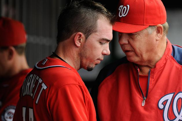 Nats Insider: Nats Unlikely to Retain Burnett