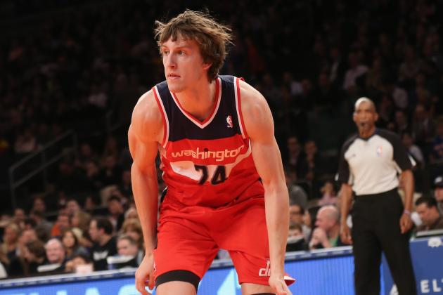 Wizards Owner Offers Public Support for Struggling Jan Vesely