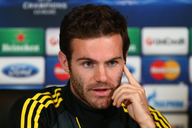 Juan Mata Says Chelsea Players Are Behind New Manager Rafael Benitez