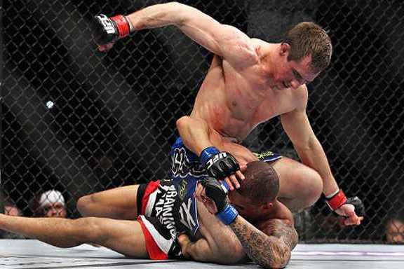 Penn vs. MacDonald: Rory MacDonald Will Defeat BJ Penn and Continue Upward