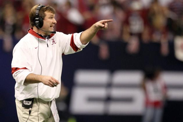 Kirby Smart Must Be Considered the Front-Runner for Auburn Head Coaching Job