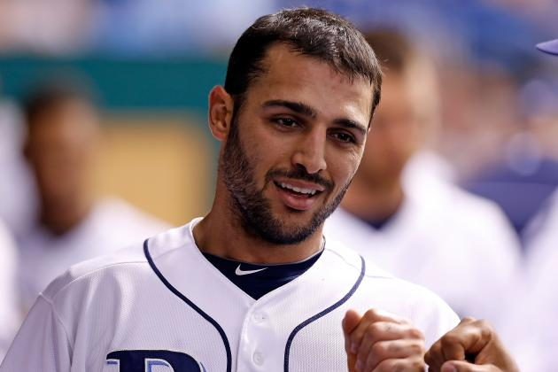 Report: Rays, Sean Rodriguez Avoid Arbitration