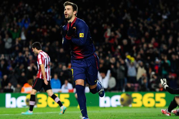 Pique: Barca Cautious over Title Complacency