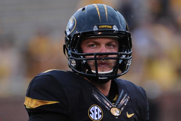 Mauk's Father Says QB Will Likely Remain at MU