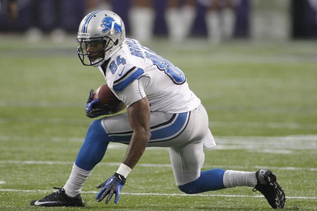 Ryan Broyles' ACL Injury Not the End of the World for Receiver & Detroit Lions