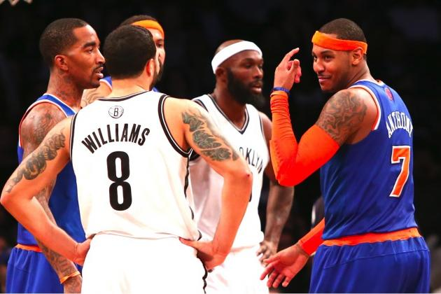 Why NY Knicks Must Now Acknowledge the Brooklyn Nets as Rivals