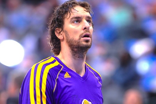 Pau Gasol Injury: Updates on Lakers Star's Tendinitis