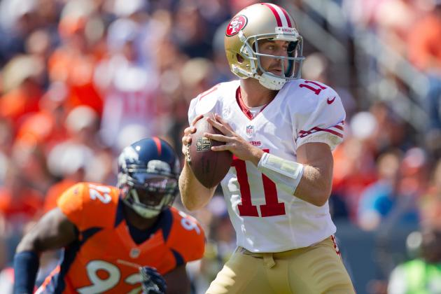 Alex Smith and Michael Vick Benched Following Concussions: Beginning of a Trend