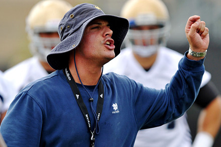 Sources: Irish's Diaco Among BC Job Finalists